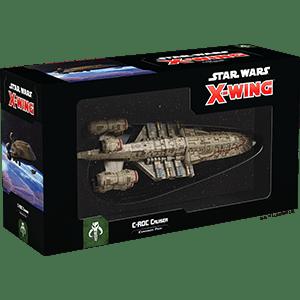 Star Wars X-Wing: C-ROC Cruiser 1