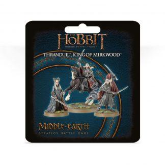 The Hobbit: Thranduil, King of Mirkwood 1