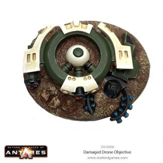 Antares Damaged Drone Objective 1