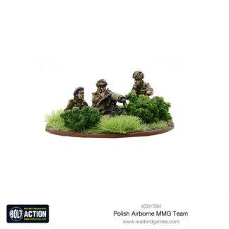 Polish Airborne Vickers MMG Team 1