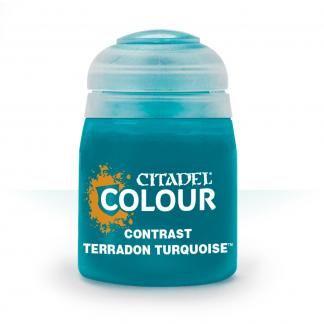 Contrast: Terradon Turquoise 1