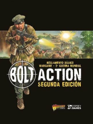 Bolt Action 2 Rulebook (Spanish) 1