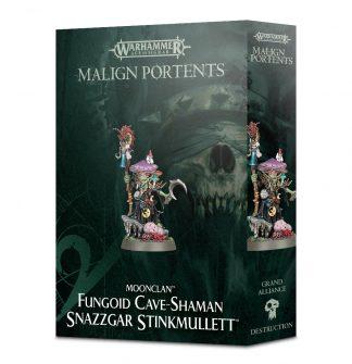 Fungoid Cave-Shaman Snazzgar Stinkmullett 1