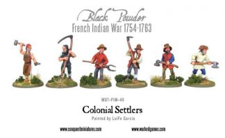 Colonial Settlers 1