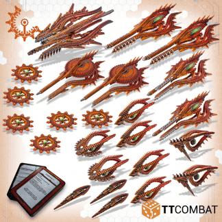 Shaltari Battlefleet 1