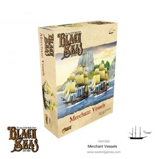 Black Seas: Merchant Vessels 1
