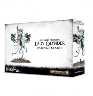 Nighthaunt Lady Olynder 1
