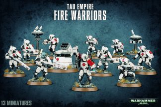 T'au Empire Fire Warriors 1