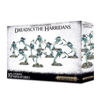 Nighthaunt Dreadscythe Harridans 1