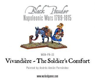 Napoleonic Wars: Vivandiere - The Soldier's Comfort 1789-1815 1