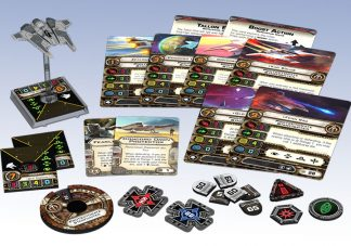 Star Wars X-Wing: Protectorate Starfighter 1