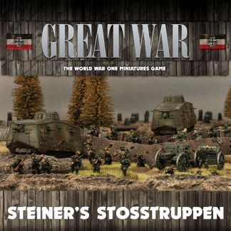 Great War: Steiner's Stosstruppen 1