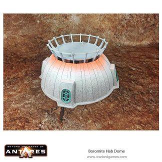 Boromite Hab Dome 1