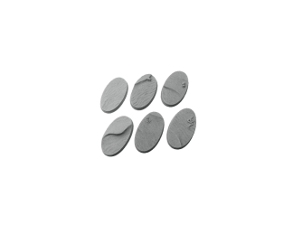 Desert Bases, Oval 60mm (4) 1
