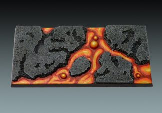 Lava: 50x100mm Chariot Base 1