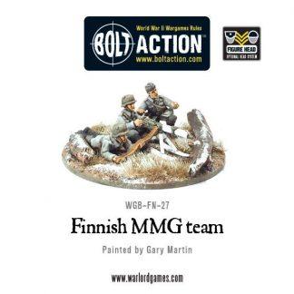 Finnish MMG team 1