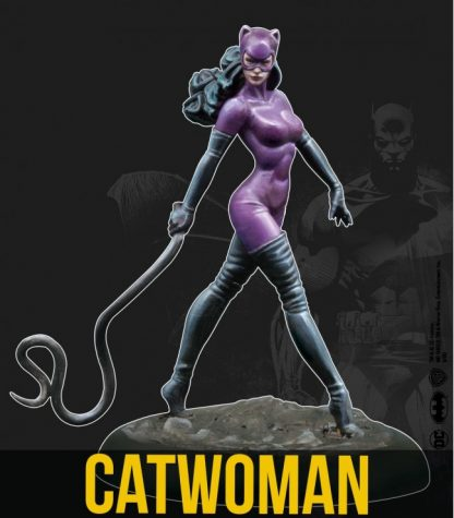 Catwoman Modern Age (multiverse) 1