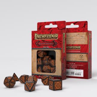Pathfinder Hell's Vengeance Dice Set (7) 1
