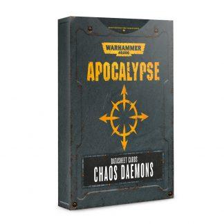 Apocalypse Datasheets: Chaos Daemons 1