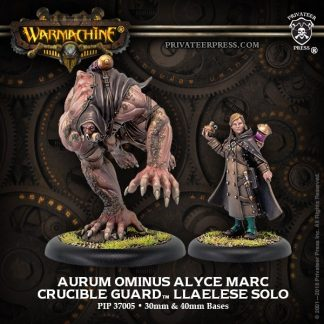 Crucible Guard Aurum Ominus Alyce Marc & Big Alyce 1