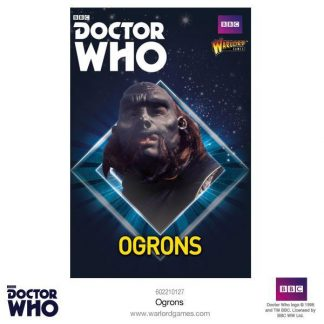 Doctor Who: Ogrons 1