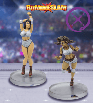 Rumbleslam High Flyer & Entertainer 1