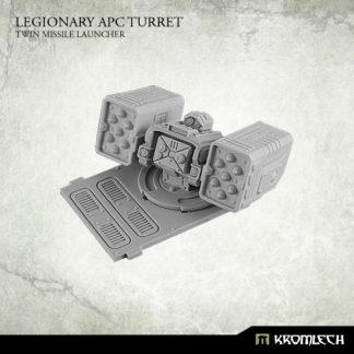 Legionary APC turret: Twin Missile Launcher (1) 1