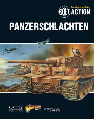 Tank War - Bolt Action Supplement (German) 1