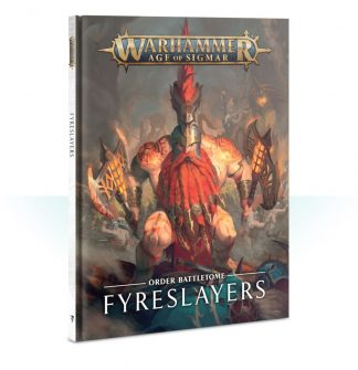 Battletome: Fyreslayers (hardback) 1