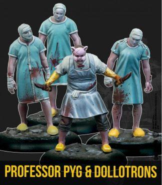 Professor Pyg & Dollotrons 1