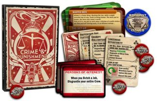 Firefly: Crime & Punishment Expansion 1