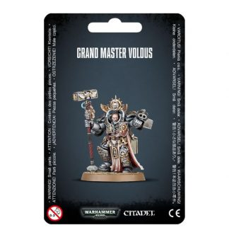 Grey Knights Grand Master Voldus 1