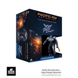 Pacific Rim: Gipsy Danger Jaeger Expansion 1