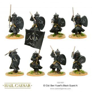 El Cid: Ben Yusef's Black Guard A 1