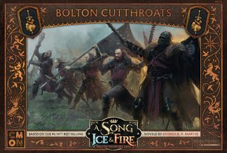 A Song of Ice and Fire: Bolton Cutthroats 1