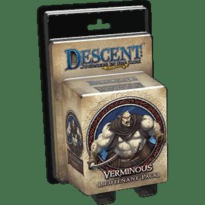 Descent 2nd Ed: Verminous 1