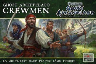 Frostgrave Ghost Archipelago Crewmen 1