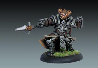 Magus Damien Sperling, Cygnaran Warcaster 1