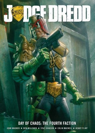 Judge Dredd: Day of chaos - The fourth faction (Paperback) 1