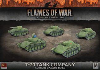 T-70 Tank Company (Plastic) 1