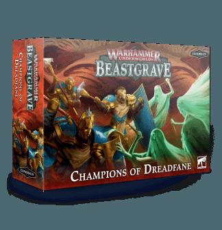 Warhammer Underworlds: Champions of Dreadfane 1