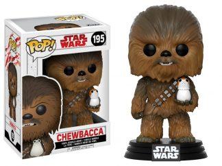 POP! Bobble: Chewbacca w/ Porg 1