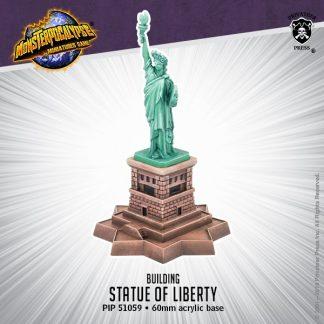 Monsterpocalypse Statue of Liberty 1
