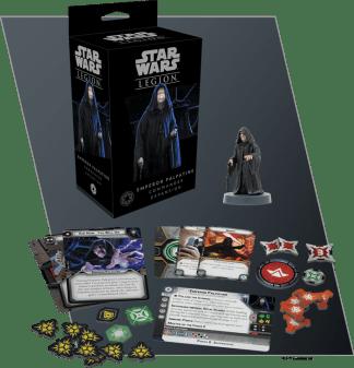 Star Wars Legion: Emperor Palpatine 1