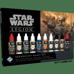 Star Wars Legion: Separatist Paint Set 1