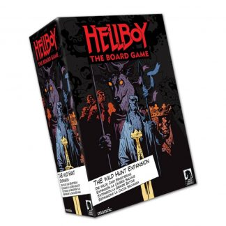 Hellboy: The Wild Hunt Board Game Expansion 1