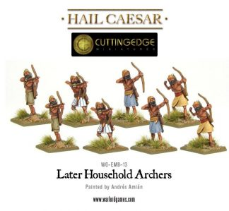 Later Household Archers 1