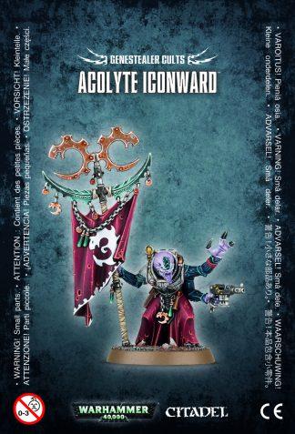 Genestealer Cult Acolyte Iconward 1