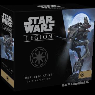Star Wars Legion: Republic AT-RT Unit 1
