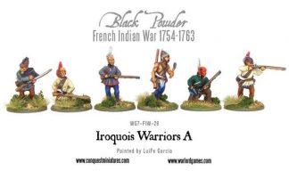 Iroquois Warriors 1